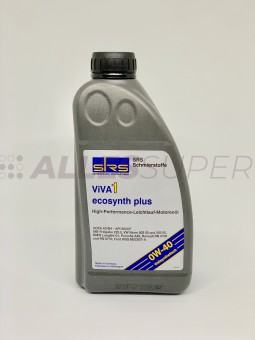 SRS Масло моторное VIVA 1 ecosynth Plus 0W-40 (1 л)