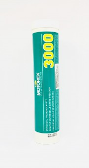 MOTOREX Смазка GREASE 3000 CARTRIDGE (400G)