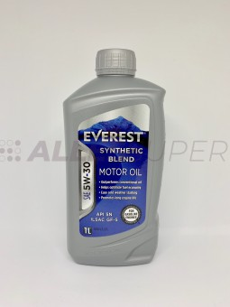 Everest Масло моторное 5W-30 SN GF-5 (A5/B5) (synt.) (1л)