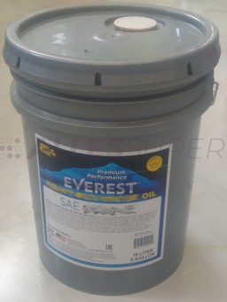Everest Масло моторное 5W40 SN (A3/B3/B4) (synt.)(19л)