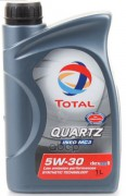 TOTAL QUARTZ INEO MC3  5W-30 1л. Масло моторное