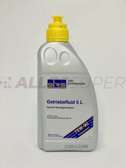SRS Масло трансм. Getriebefluid 5L 75W-90 (GL-4 plus) (1 л.)