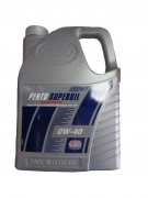 Pentosin масло моторное Pento Superoil 0W-40 (5л)